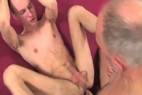 sexy chap brutally poked hard by daddy
