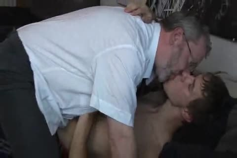 young lad tempted by daddy daddy