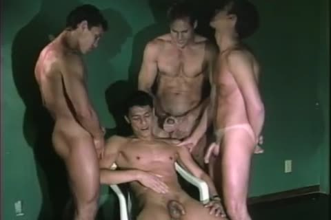 Party Quickly Turns Into biggest homo fuckfest