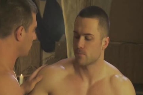 Sensual Pleasures In homosexual butthole Massage