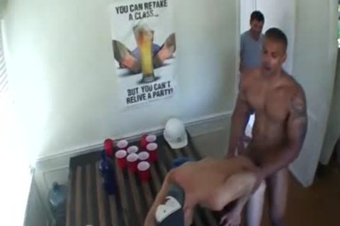 Gaystraight non-professional fucked right into an arsehole For A Dare