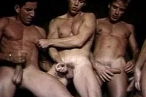 VCA homosexual - Boot darksome - scene two
