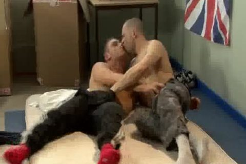two horny men Fred Faurtin