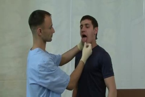 young lad receives Physicaled (three)