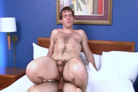 Barebacking tasty twink With Creampie