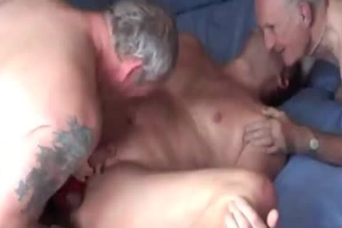 The Bottom Is Spit-roatsed: Me In His face gap; Gordon Up His anal. I Then poke The Bottom On His Back And Then All-fours. The Bottom And I 69 And I'm gangbanged doggy style. The Bottom Sits On My wang - My Ballstretcher Up Against His anal.. On All-