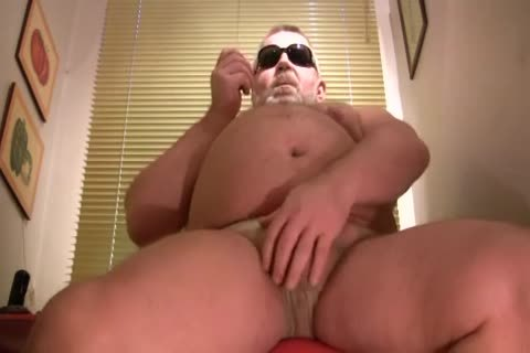 jack off In Rubber Briefs
