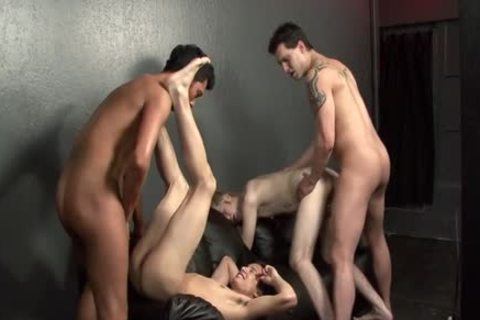 Pulling Out Is For Porn two Nut In My butthole - Scene three - Factory clip