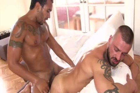 Lucio Saints butthole Is penetrated By David Avila