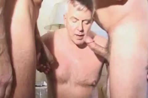 daddy old Suit Silver Daddy Have admirable Sex In Hotel Room