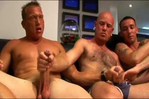 Jason Dan Rick Hj oral 69 plow jerk off