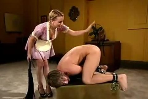 Captive chap For A Maid