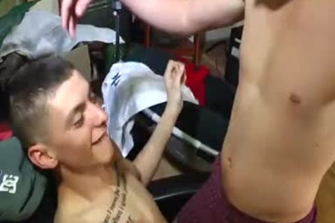 non-professional Lapdance From Straight guy