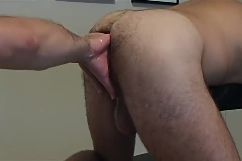 Sir Enjoying Himself Using His Fist, fake cock, Plugs And giant Bullet To Wreck My vagina For His joy.  Just one greater quantity joy Afternoon For My Sir Making Me Suffer For His joy.