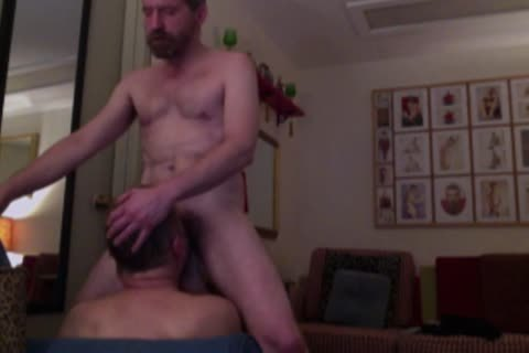 big weenie Mouthfuck For A Greedy Bottom As A Prelude To Roughplowing And Breeding His sleazy gap.