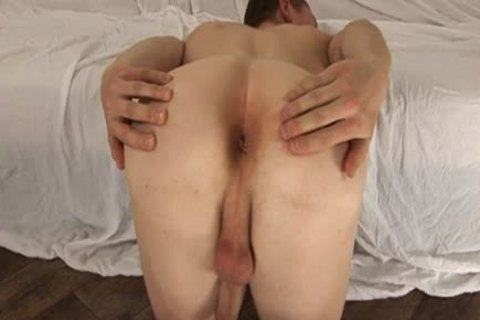 Anton Malac receives butthole Stretched With A sextoy