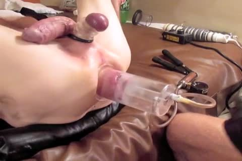 My recent Cylinder Arrived Just In Time For BrianStout To Take It Or Me On it is Maiden travel On 9-16-15.  good Experience With The Pricey dildo, And a lot of Fisting Of My Engorged  Prolapse After An Hour Of Being Pumped. cant expect To Have greate