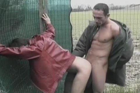 A DILF nails And Sucks His young Boyfriend