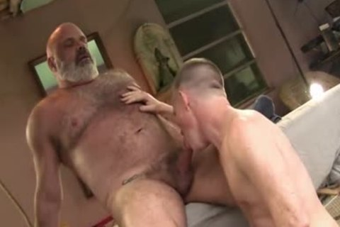 men With Great dick slam valuable Daddy Bear