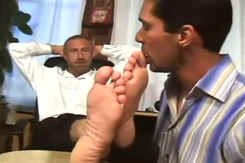 Worship Angry Boss monstrous Feet