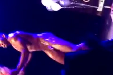 straight Strippers Live Show