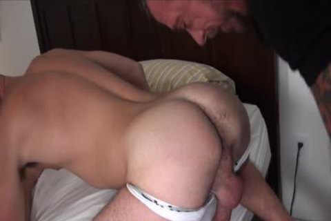 10-Pounder Hungry Athlete Takes A daddy raw penis