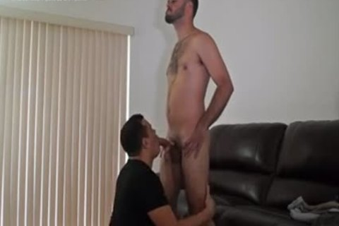 stud receives Serviced