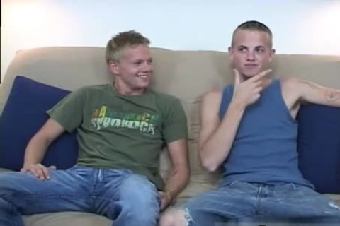 lusty gay lad Porn video scene Some All The Way Up To His Armpit And