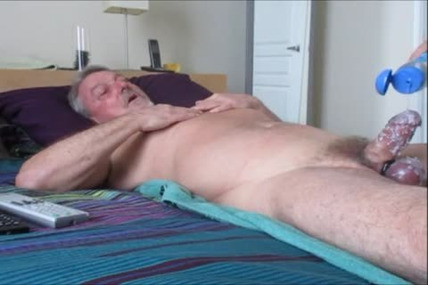 Stroking And engulfing one greater amount filthy-Waxed Wad From Farmer K.