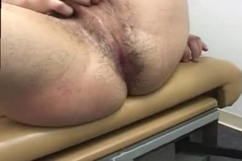 video Doctor Fetish boy gay Dr. Phingerphuck Asked Me To