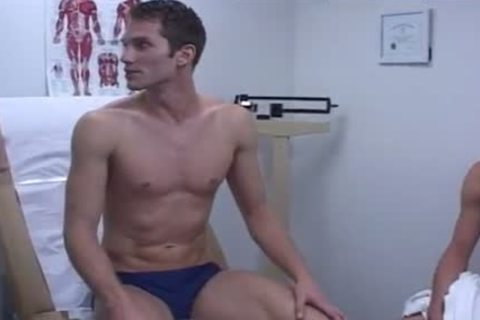 Exam Physical Military lad Clip And Doctor slam
