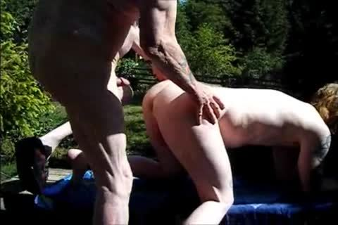 young Redhead raw With grand-dad
