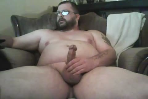 fat Lad Jacking Off