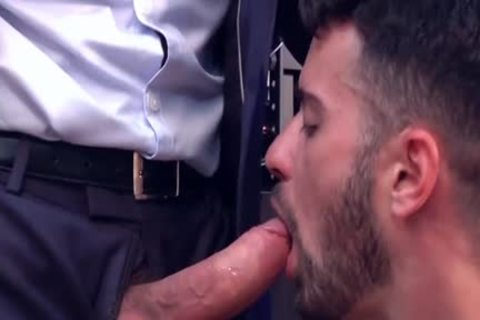 big cock homo anal job And spooge flow