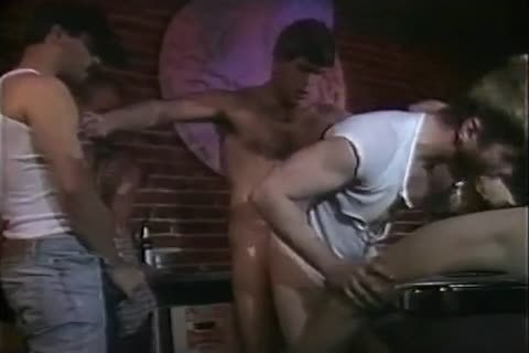 Hung And hairy - Scene 5