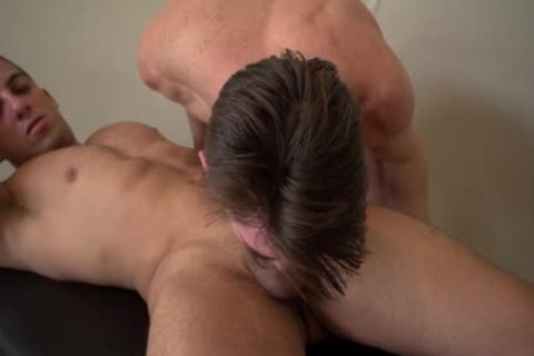 dirty homo blowjob With Massage
