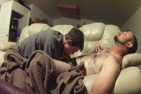 Home Alone With Stepdad