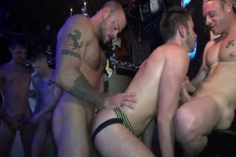 Owen Powers Go Go group group-sex