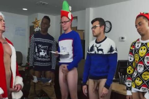 GRAB butthole - A Very homosexual Holiday special!