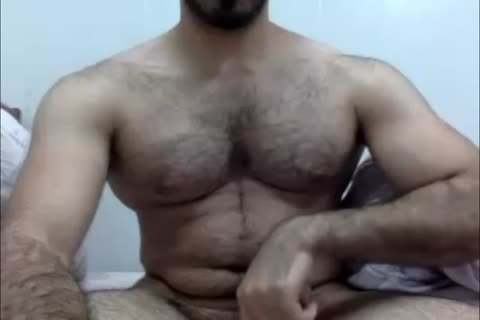 Iraqi sexy Muscle superlatively good Face Cumshoot Ever