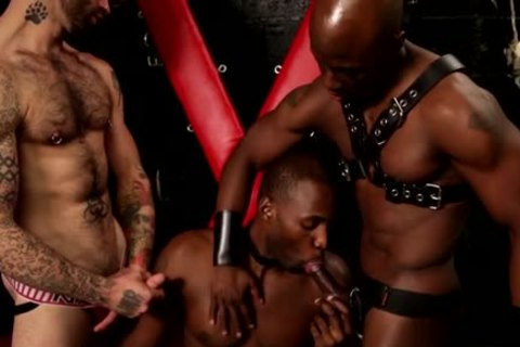 Nubius With Sam Swift And Jay Darksome All group-sex!