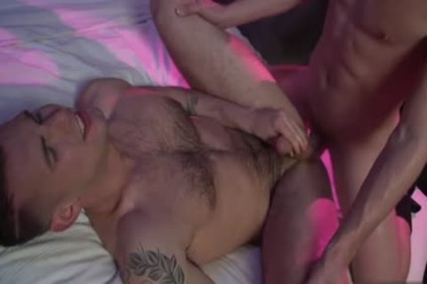 brunette gay butthole sex And Facial
