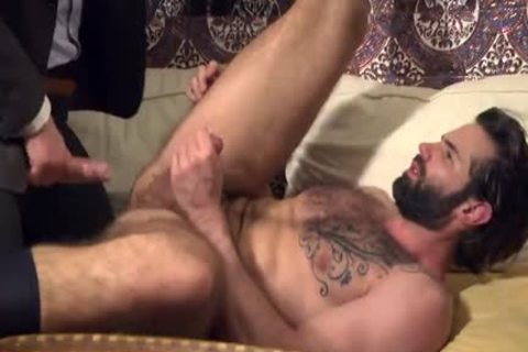 big penis gay butthole job And Facial