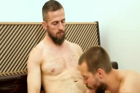 bushy homo butt job With cumshot
