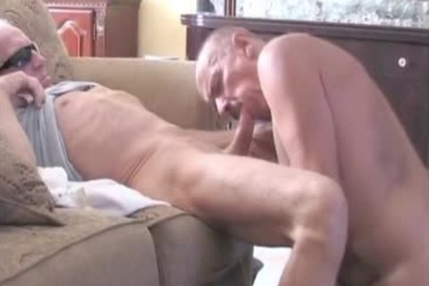 old Males group sex