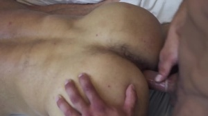 Daddy receives Seconds - William Seed & Jack Kross ass poke