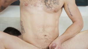 guy, u're in nature's garb - Noah Jones with Jay Austin hairy Sex