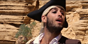Pirates : A homosexual XXX Parody - Diego Sans and Paddy O'Brian butthole Hump