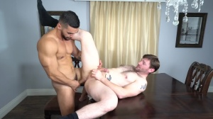 Soap males - Arad Winwin, Dennis West Muscle dril