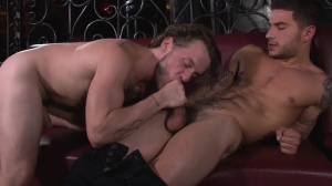 Reply All - Vadim black with Colton Grey ass Nail